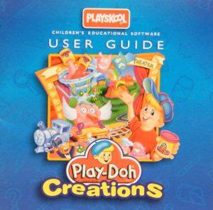 Набор для лепки Playskool Play-Doh