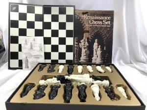 Шахматный набор эпохи Возрождения E. S. Lowe Company