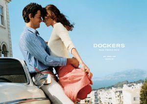 Реклама Dockers