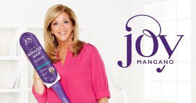 История бренда Joy Mangano