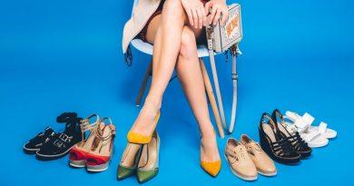 Как выбрать женскую летнюю обувь