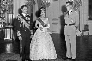 Королева Таиланда Сирикит в наряде Balmain