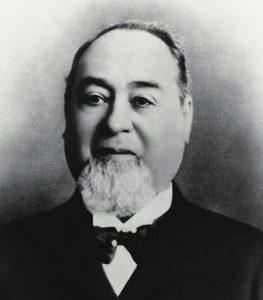 Основатель бренда Dockers Ливай Страусс