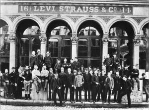Галантерейный магазин Levi Strauss & Co