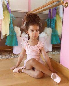 Одежда для танцев для девочек Danskin