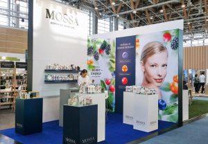 Торговая точка MOSSA Cosmetics
