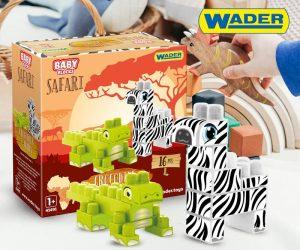 Игровые блоки Wader