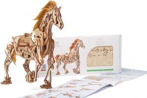 Механическая модель «Конь-Механоид» UGEARS
