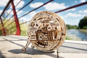 Механическая модель «Моноколесо» UGEARS