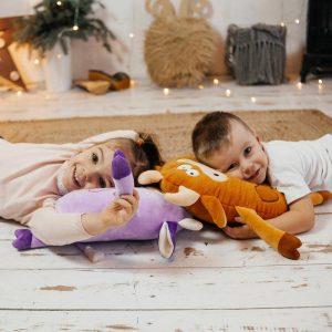 Мягконабивные игрушки Tigres