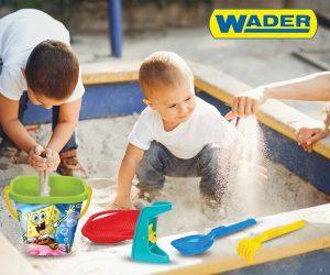 Песочный набор Wader