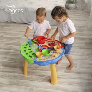 Развивающие игрушки Tigres