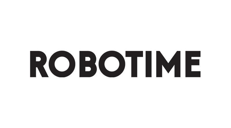 Логотип Robotime