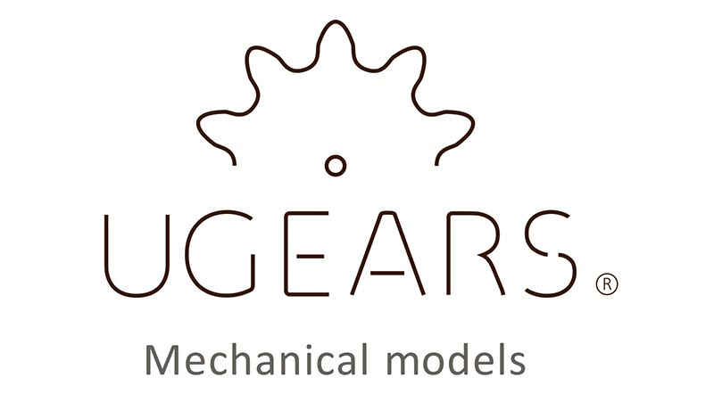 Логотип UGEARS