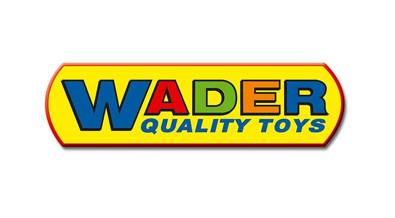 Логотип Wader