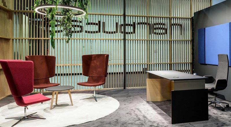 Мебель от компании Narbutas