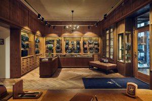 Магазин кожаных изделий Ludwig Reiter